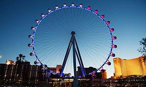 Destinasi High Roller Yang Menarik Di Las Vegas