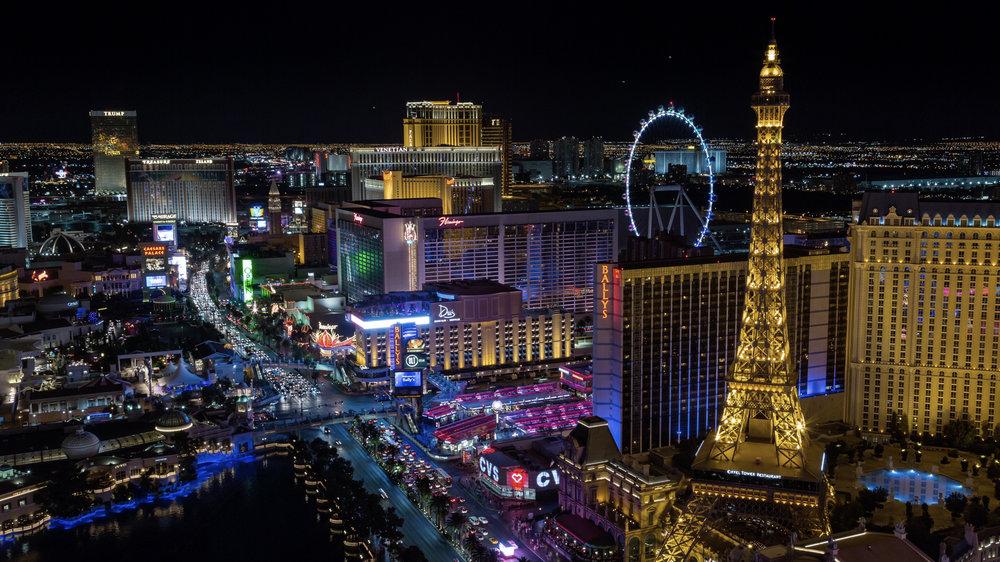 Inilah Destinasi Yang Populer di Las Vegas